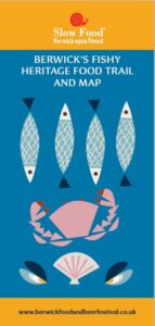 Berwick's Fishy Heritage Food Trail and Map